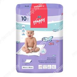 Пеленки детские  BELLA BABY HAPPY 60x60 см 10 шт 5900516601669