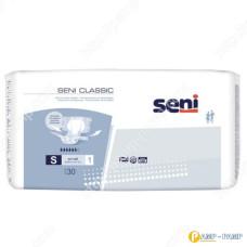 Подгузники для взрослых SENI CLASSIC small 30 шт 5900516696399