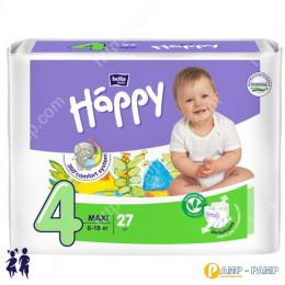 Подгузники детские Bella Baby Happy maxi 8-18 кг 27 шт 5900516600785