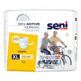 Впитывающие трусы, подгузники для взрослых SENI ACTIVE Normal extra large 10 шт 5900516693060