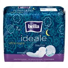 Гигиенические прокладки BELLA Ideale Ultra Night 7 шт 5900516304843