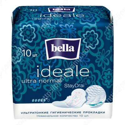Гигиенические прокладки BELLA Ideale ultra normal 10 шт 5900516304836