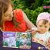 Платочки бумажные Bella Baby Happy универсальные двухслойные 100 шт. Слон 5900516421847