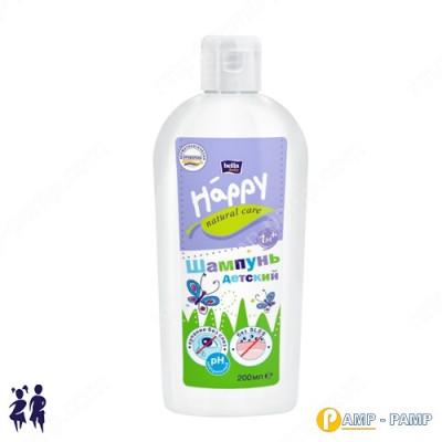 Детский шампунь Bella Baby HAPPY Natural Care 200 мл 5900516650919