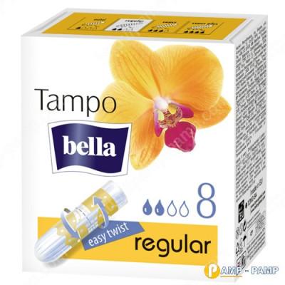 Тампоны женские гигиенические без аппликатора Tampo Bella Premium Comfort regular 8 шт 5900516320294