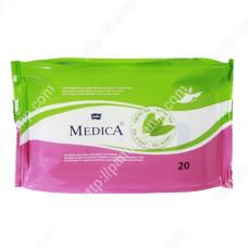 Влажные салфетки для интимной гигиены BELLA MEDICA 20 шт 5900516420789